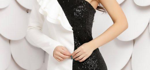 de ce iubim rochiile