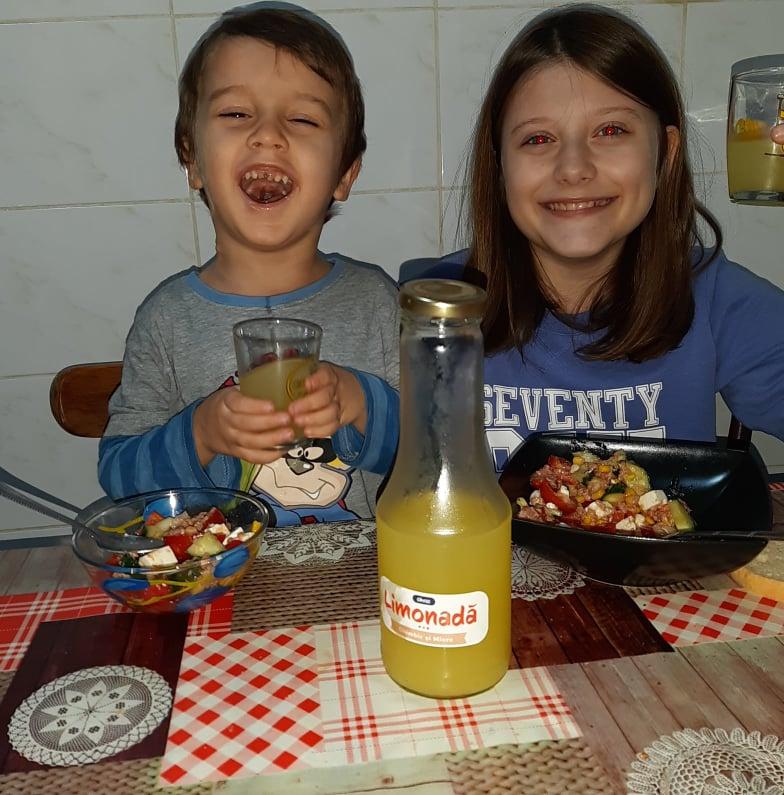 limonadă Ohvăz